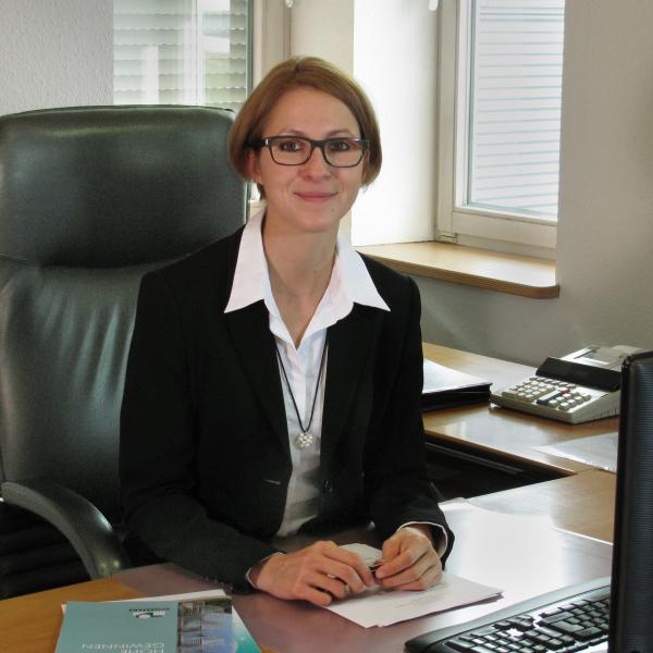 Isabel Wagner Geschäftsführerin von Schaefers Gitterroste