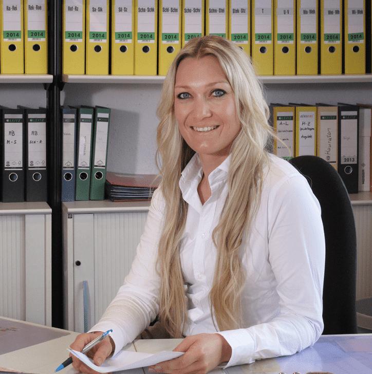 Monika Dizinger Gebietsverkaufsleiterin bei Schaefers Gitterroste