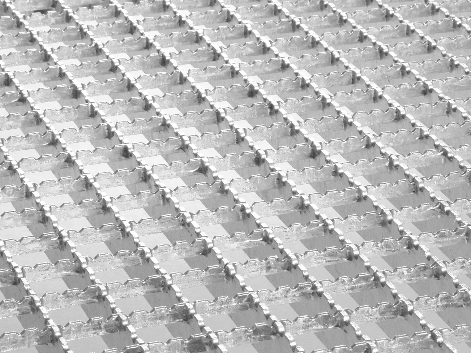 Industrie-Normroste - Maschenweite 30/30 rutschhemmend