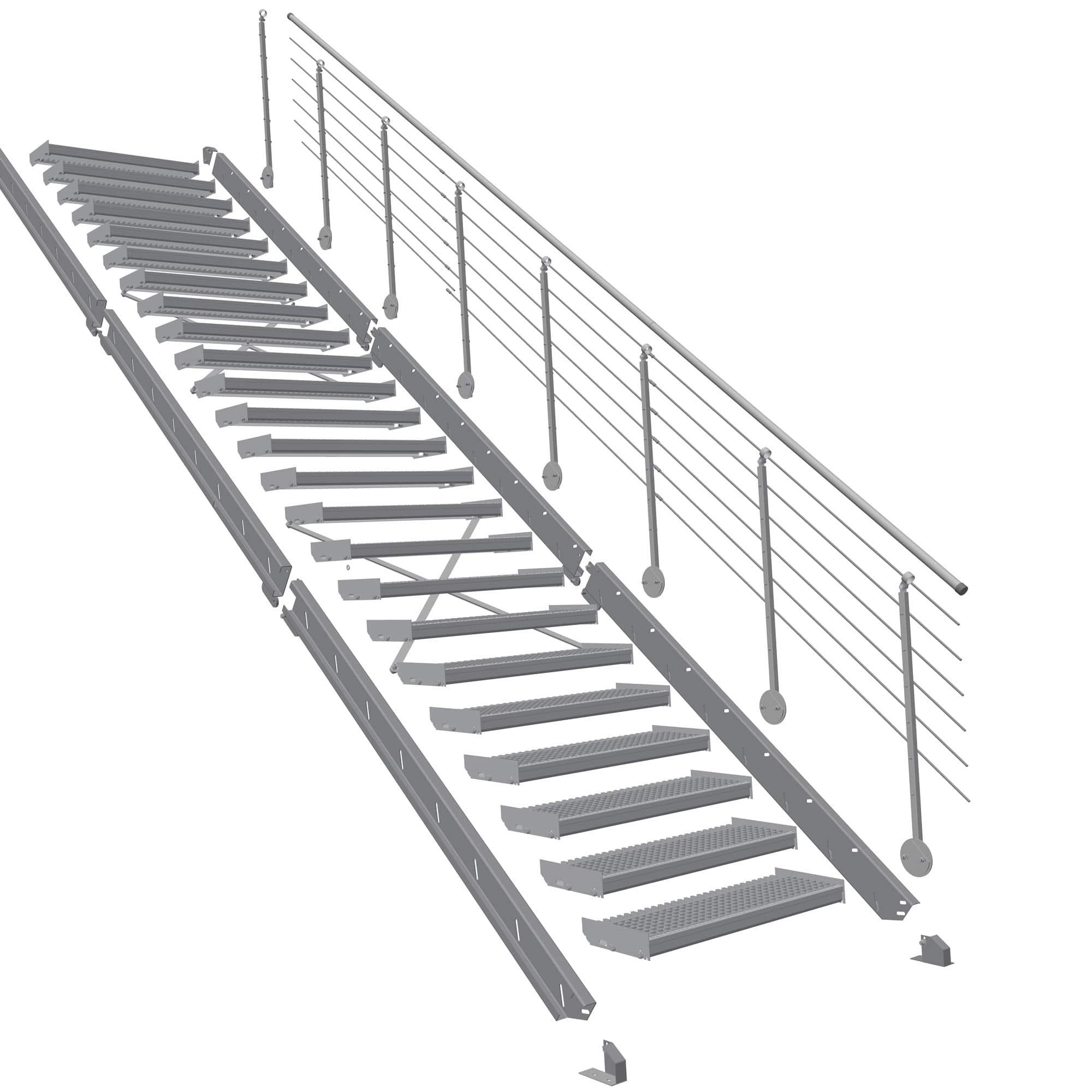 Wangentreppe Grafik 3