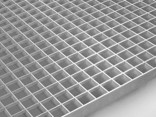 Edelstahl-Industrie-Normroste - Maschenweite 30/30