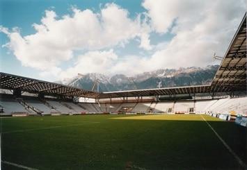 Gitterroste für Tivolistadium in Innsbruck